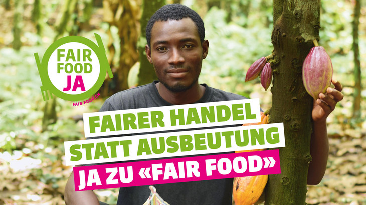 Ja zu «Fair Food»